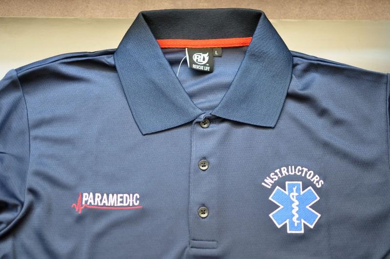 救護教官(EMT-P)